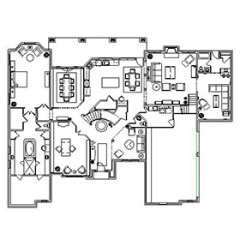 New Construction & Remodel Interior Design Plans & Selections