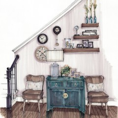interior-design-hand-colored-rendering-living-room2-tx