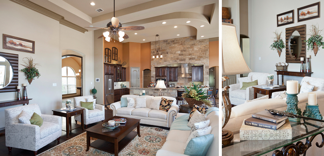 Interior design hill country lake house photos flower Pictures of new homes interior