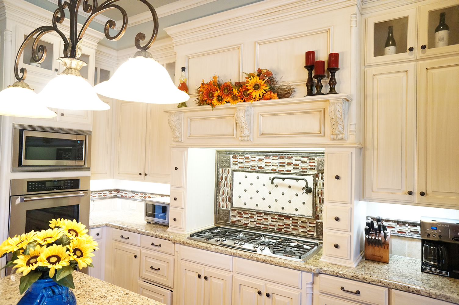 Interior Design Kitchen Photos | Flower Mound | Kristy Mastrandonas ...