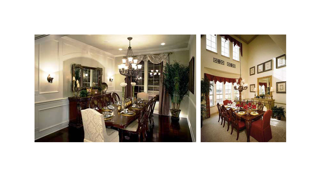 Interior design dining room texas, english french country, transitional, rustic, new construction, dining room remodel, new build dining room, color consulting, paint consulting, wall finishes