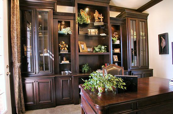 Interior design home office, english french country, transitional, rustic, new construction, home office remodel, new build home office, color consulting, paint consulting, wall finishes