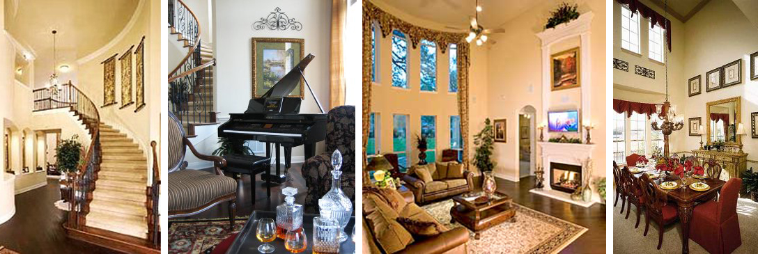 Great Interior Design San Antonio Texas, Interior Design Traditional Tuscan,  Tuscan Stairway Piano Great Room