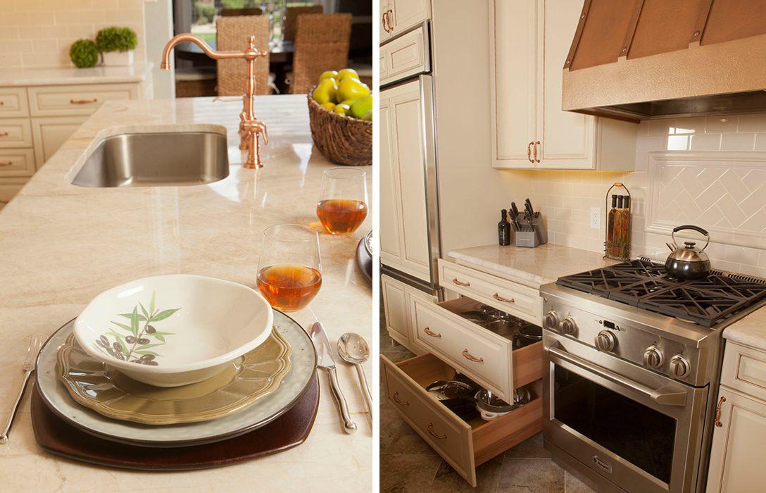 Interior design transitional kitchen photos flower mound for Texas kitchen designs