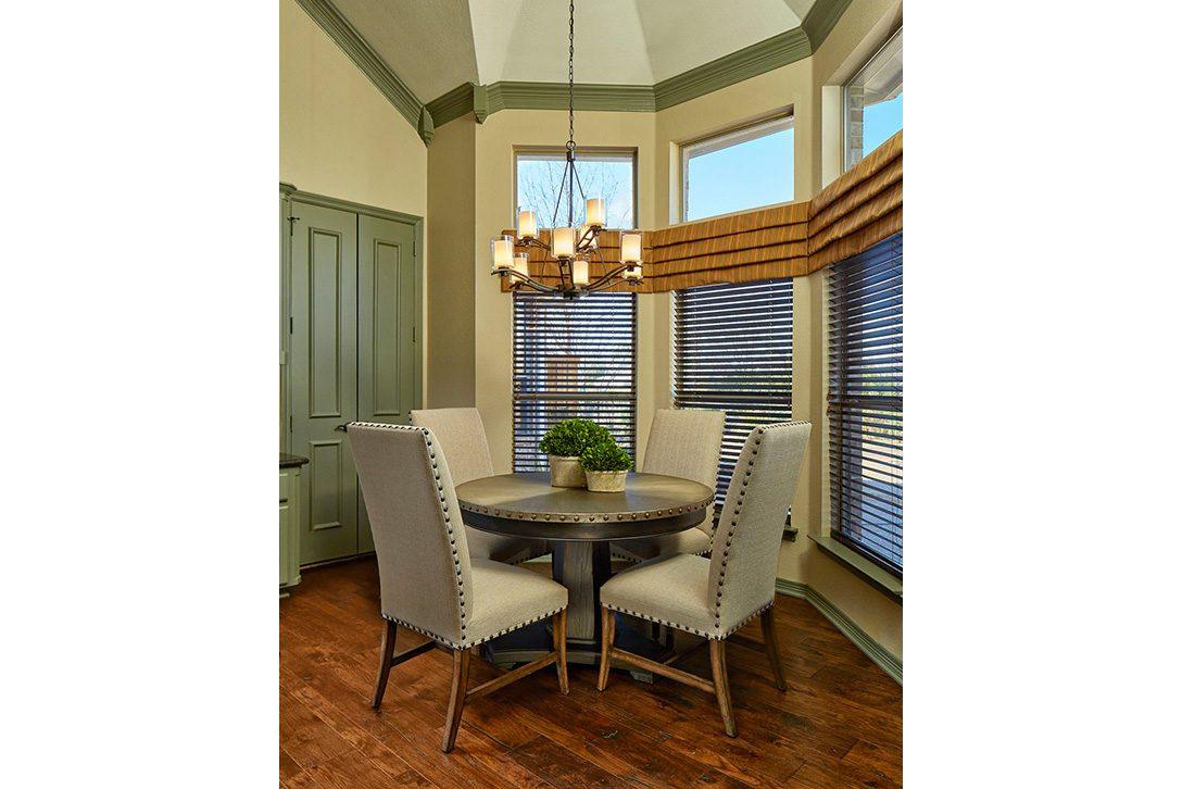 interior design double oak tx, interior designer double oak tx, interior design dallas tx, kitchen design, breakfast nook design
