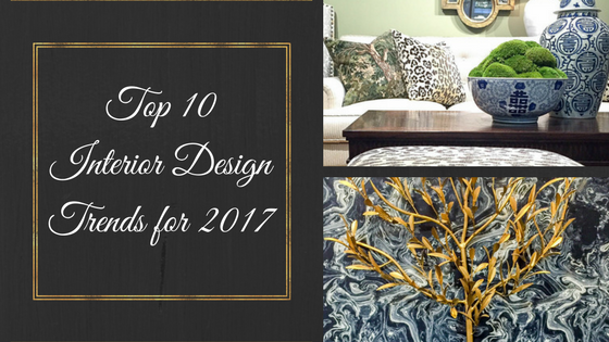 Top 10 Interior Design Trends For 2017