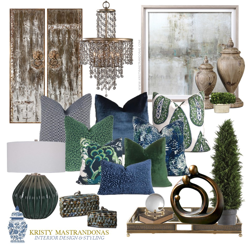 Kristy Mastrandonas Interior Design & Styling-The Finishing Touches Design Service-The Natural Beauty Collection