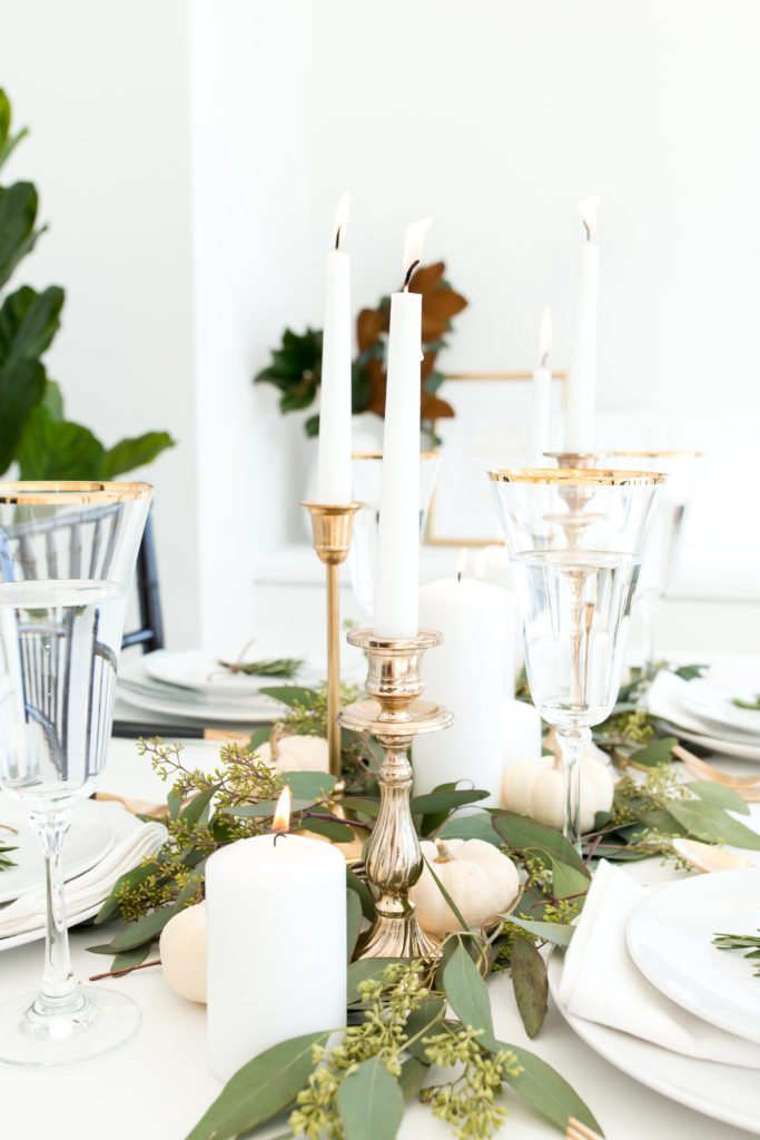 Kristy-Mastrandonas-Interior-Design-Styling-Rustic-Elegance-Dining-Room-Tablescape