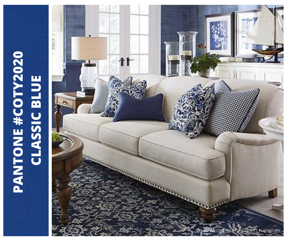 Top Collin, Dallas, Denton, and Tarrant county interior designer, Kristy Mastrandonas Interior Design & Styling shares Pantone's Color of The Year