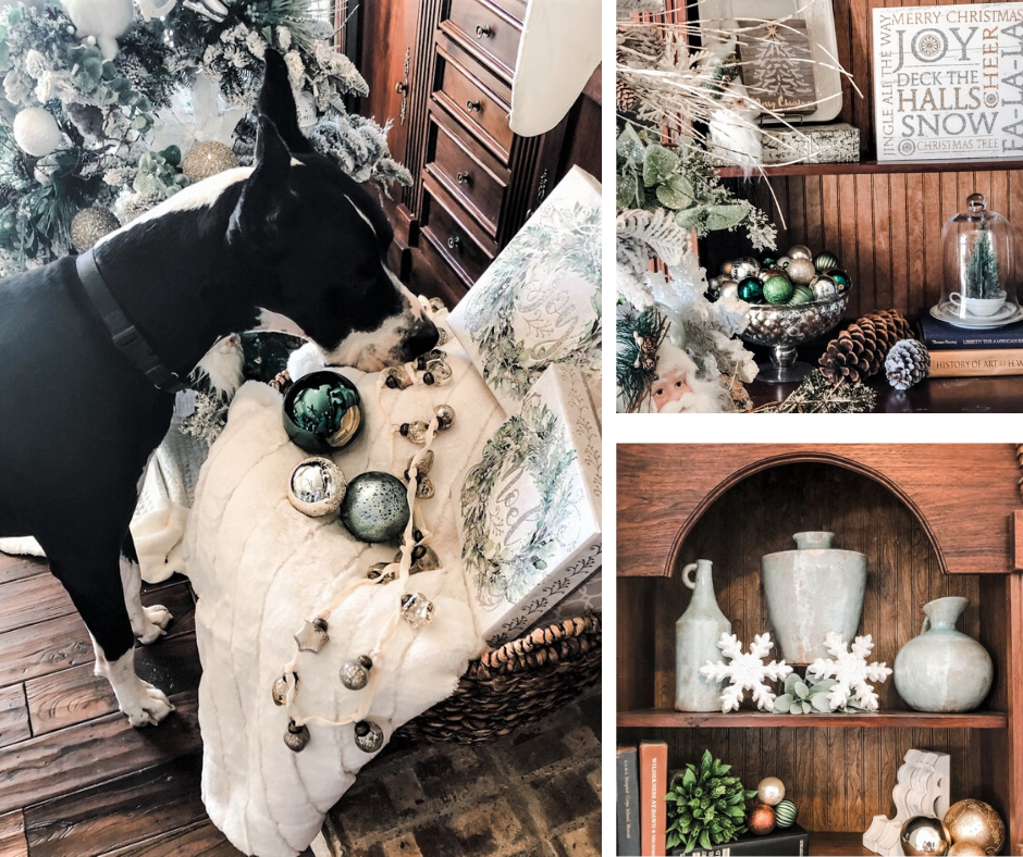 Kristy-Mastrandonas-Interior-Design-Styling-Southlake-TX-Interior-Designer-Elegant-Winter-Woodland-Christmas-Decor